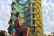 Οι 25 τοιχογραφίες του Artwalk στην Πάτρα και το