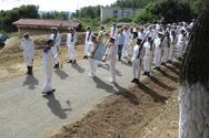 Λαμπρή τελετή εορτασμού του Πολεμικού Ναυτικού για τους Προστάτες Πυρομαχικών! (φωτο)