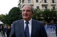 Ψήφισε ο Κώστας Καραμανλής στην Θεσσαλονίκη
