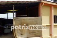 Ηλεία: Έστησαν κάλπες μέσα σε παράγκα (φωτο)