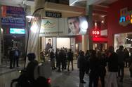 To κλίμα στα εκλογικά κέντρα της Πάτρας μετά τα όσα έδειξε η κάλπη