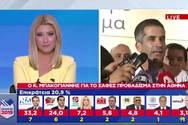 Οι δηλώσεις του Κώστα Μπακογιάννη και η αντίδραση της Σίας Κοσιώνη (video)