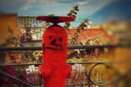 Πάτρα - Ένας διαφορετικός πυροσβεστικός κρουνός