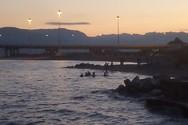 Καλοκαίρι στην Πάτρα - Βγαίνεις το βράδυ για ποτό και σε βρίσκει η ανατολή για μπάνιο στη θάλασσα!