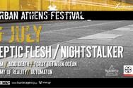 Septic Flesh, Nightstalker & more at Urban Athens Festival