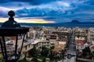 Ατελείωτες οι όμορφες εικόνες στον ουρανό της Πάτρας