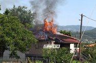 Σπερχειάδα: Ηλικιωμένη κάηκε ζωντανή μέσα στο σπίτι της