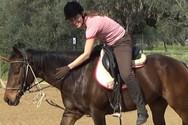 Ιππασία έξω από την Πάτρα, στην αγκαλιά της φύσης - Δείτε βίντεο