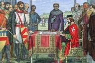 Σαν σήμερα 15 Ιουνίου ο Ιωάννης ο Ακτήμων υπογράφει τη Μάγκνα Κάρτα
