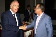 Λεβέντης - Νικολόπουλος αθροίζουν δυνάμεις για την μάχη της 7ης Ιουλίου