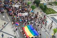 Πραγματικά εντυπωσιακή η αφίσα του 4ου Pride Πάτρας
