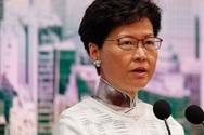 Νέα συγγνώμη από την πρωθυπουργό του Χονγκ Κονγκ!