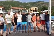 Επίσκεψη Δημοσιογράφων και bloggers από τη Ρουμανία στο Ξηρόμερο Αιτωλοακαρνανίας