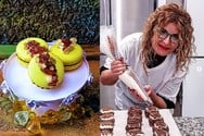 Η Πατρινή χρυσοχέρα ζαχαροπλάστης που τρέλανε τους Γάλλους σε διαγωνισμό (pics)