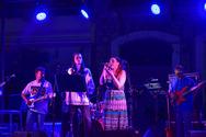 Με μουσικές γέμισε η Τριών Ναυάρχων (φωτο)