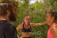 Εκτός εαυτού η Δήμητρα με τον Μπορά στο Survivor (video)