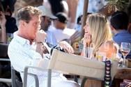 David Hasselhoff: Τρυφερά τετ α τετ με τη νεότερη σύζυγό του στη Μύκονο! (φωτο)