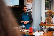 Cooking Master Class με τον Χρήστο Μπάρκα στο Acera 22-06-19