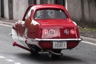 Δίκυκλο όχημα του 1967 ισορροπεί μόνο του (video)