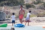 Στην Αντίπαρο για διακοπές ο Matthew McConaughey (φωτο)