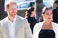 Ο πρίγκιπας Harry και η Meghan Markle βαφτίζουν το γιο τους