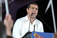 Δείτε live την ομιλία του Αλέξη Τσίπρα στο Σύνταγμα