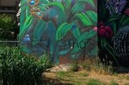 Βανδάλισαν ένα από τα ομορφότερα γκράφιτι της Πάτρας!