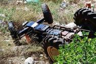 Δυτική Ελλάδα: Νεκρός 60χρονος - Καταπλακώθηκε από το τρακτέρ του