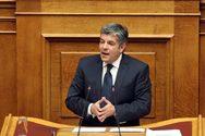Εκτός Βουλής ο Αχαιός πρώην υφυπουργός Θόδωρος Παπαθεοδώρου