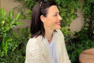 Σίσσυ Φειδά: Διακοπές στη Μύκονο με την οικογένειά της