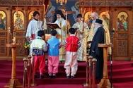 Πάτρα - Θεία Λειτουργία στον Ι.Ν. του Αγίου Ανδρέου του Συλλόγου Ορθοδόξου Ιεραποστολής «Ο Πρωτόκλητος»