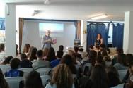 Το ΕΣΥΝ υλοποίησε πρόγραμμα πρόληψης κατά των εξαρτησιογόνων ουσιών σε σχολεία της Πάτρας