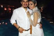 Παντρεύτηκαν Λευτέρης Πετρούνιας και Βασιλική Μιλλούση (φωτο)