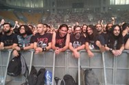 Πατρινοί στη συναυλία των Slayer στο