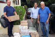 Αίγιο: Προσφορά τροφίμων στο Αγάπης Μέλαθρον