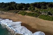 Μαραθιά - Η παραλία της Δυτικής Ελλάδας με την... χρυσή άμμο (pics)