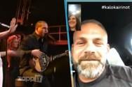 Ο Νίκος Παναγιωτίδης αποκάλυψε το άγνωστο σκηνικό από την Eurovision του 2001 (video)