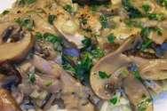 Συνταγή για μανιτάρια ψητά με μπαλσάμικο