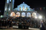 Πάτρα: Γέμισε από κόσμο και πιστούς η εκκλησία της Αγίας Μαρίνας (pics)
