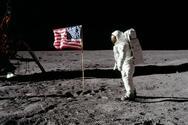 Σαν σήμερα 20 Ιουλίου ο Νιλ Άρμστρονγκ γίνεται ο πρώτος άνθρωπος που πατά το πόδι του στη Σελήνη