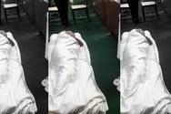 Ινδία - Αρχηγός πολιτικού κόμματος κοιμήθηκε στη μέση του κοινοβουλίου (video)