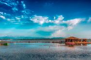 Εναέρια ξενάγηση στην Τουρλίδα, την κατοικημένη νησίδα τουΠατραϊκού κόλπου (video)