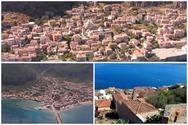 Οδοιπορικό στη Μονεμβασιά, την περίφημη Καστροπολιτεία της Πελοποννήσου (video)