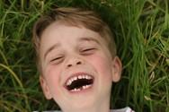 Ο πρίγκιπας Τζορτζ έγινε 6 ετών (φωτο)