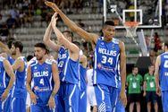 Βατή κλήρωση για την Ελλάδα στα προκριματικά του Eurobasket