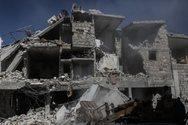 Συρία - Πάνω από 50 άμαχοι σκοτώθηκαν στην Ιντλίμπ