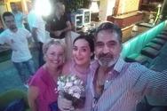 Η Ελένη Ουζουνίδου παντρεύτηκε τον εκλεκτό της καρδιάς της