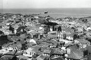 Δεκαετία 50 στην Πάτρα - Η άποψη της πόλης από το Δασύλλιο