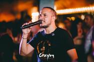 Akis Deiximos Live at Crayon 26-07-19