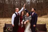 Αδέρφια παντρεύτηκαν δύο αδερφές στις ΗΠΑ